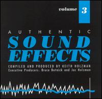 Authentic Sound Effects, Vol. 3 - Various Artists