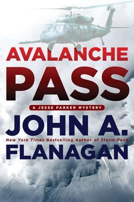 Avalanche Pass - Flanagan, John A