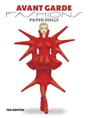 Avant Garde Fashions Paper Dolls - Menten, Ted