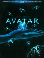 Avatar [Extended Collector's Edition] [3 Discs] [Blu-ray] - James Cameron