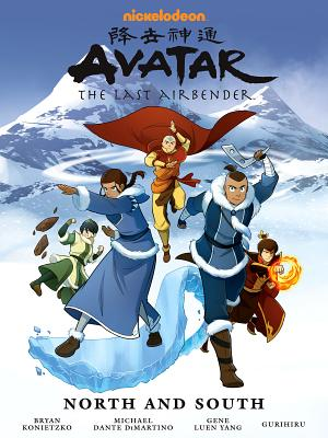 Avatar: The Last Airbender--North and South Library Edition - Yang, Gene Luen, and DiMartino, Michael Dante, and Konietzko, Bryan