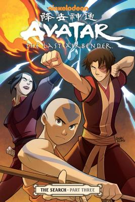 Avatar: The Last Airbender - The Search Part 3 - Yang, Gene Luen, and Dante, Michael, and Konietzko, Bryan