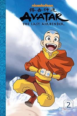 Avatar: The Last Airbender, Volume 2 - Nickelodeon, and DiMartino, Michael Dante