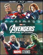 Avengers: Age of Ultron [Includes Digital Copy] [Blu-ray]
