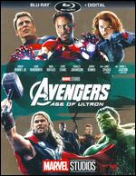 Avengers: Age of Ultron [Includes Digital Copy] [Blu-ray] - Joss Whedon