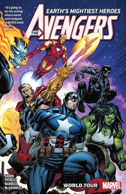 Avengers by Jason Aaron Vol. 2: World Tour - Aaron, Jason (Text by)