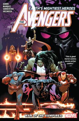 Avengers By Jason Aaron Vol. 3: War Of The Vampire - Aaron, Jason
