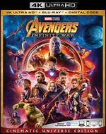 Avengers: Infinity War [Includes Digital Copy] [4K Ultra HD Blu-ray/Blu-ray]