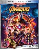 Avengers: Infinity War [Includes Digital Copy] [Blu-ray]