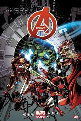 Avengers, Volume 3 - Hickman, Jonathan (Text by)