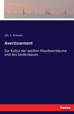 Avertissement - Krausen, Joh C (Editor)