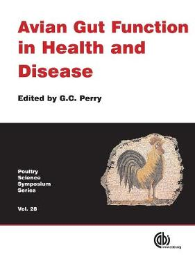 Avian Gut Function in Health and Disease - Perry, Graham C