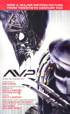 AVP: Alien Vs. Predator - Cerasini, Marc