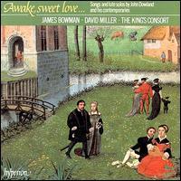 Awake, sweet love - David Miller (lute); James Bowman (counter tenor)