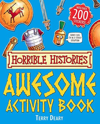 Awesome Activity Book - Deary, Terry