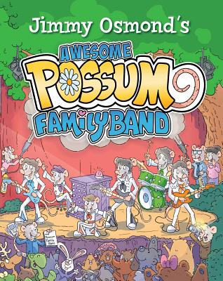 Awesome Possum Family Band - Osmond, Jimmy