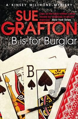 B is for Burglar - Grafton, Sue