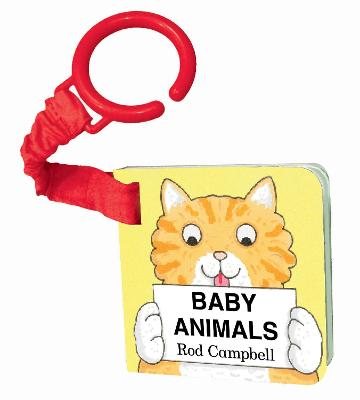 Baby Animals Shaped Buggy Book - Campbell, Rod