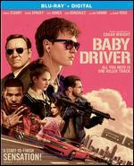 Baby Driver [Includes Digital Copy] [Blu-ray]
