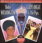 Baby Washington Meets Gladys Knight & the Pips