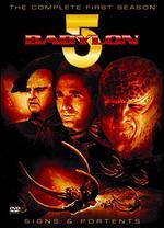 Babylon 5: The Complete First Season [6 Discs]