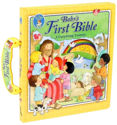 Baby's First Bible Carryalong, Volume 1: A Carryalong Treasury - MacLean, Colin And Moira (Illustrator)
