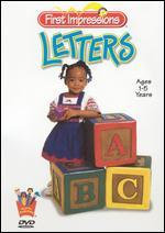 Baby's First Impressions: Letters