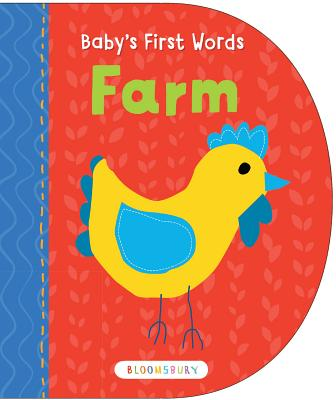 Baby's First Words: Farm - Bloomsbury