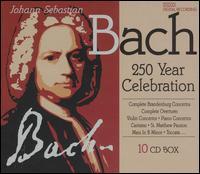 Bach: 250 Year Celebration - Bruce Abel (bass); Das Kleine Konzert; Denes Gulyas (tenor); Dora Milanova (piano); Franz Liszt Music Academy;...