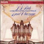 Bach: 3 Concerti after Vivaldi