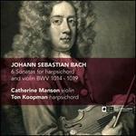 Bach: 6 Sonatas for Harpsichord and Violin, BWV 1014-1019