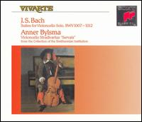 Bach: 6 Suites for Cello, BWV 1007-1012 - Anner Bylsma (cello)