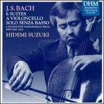 Bach: 6 Suites for Violoncello Solo