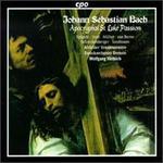 Bach: Apocryphal St. Luke Passion BWV.246, Anh.II,30