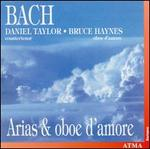 Bach: Arias and Oboe d'Amore