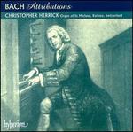 Bach Attributions