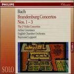 Bach: Brandenburg Concertos Nos. 1-3/Violin Concertos