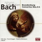 Bach: Brandenburg Concertos, Nos. 4-6