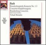 Bach: Brandenburgische Konzerte No. 1-3