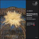 Bach: Brandenburgische Konzerte Nos. 1, 3, 5