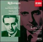 Bach/Busoni: Piano Concerto, BWV 1052; Liszt: Piano Concerto No. 1; Bartók: Piano Concerto No. 3