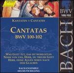 Bach: Cantatas, BWV 100-102