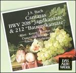 Bach: Cantatas BWV 208 & 212