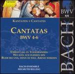 Bach: Cantatas, BWV 4-6