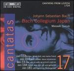 Bach: Cantatas, Vol. 17 - From Leipzig, 1724