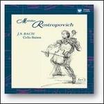 Bach: Cello-Suiten - Mstislav Rostropovich (cello)