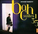 Bach: Cello Suites Nos. 1, 3 & 5