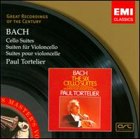 Bach: Cello Suites - Paul Tortelier (cello)