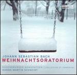 Bach: Christmas Oratorio - Frank Sahesch-Pur (soprano); Heiner Hopfner (tenor); Hubertus Bauman (soprano); Michael Hoffman (contralto); Nikolaus Hillebrand (bass); Regensburger Domspatzen (choir, chorus); Collegium St. Emmeram; Hanns-Martin Schneidt (conductor)