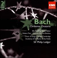 Bach: Christmas Oratorio - Dietrich Fischer-Dieskau (bass); Elly Ameling (soprano); Janet Baker (alto); Robert Tear (tenor);...